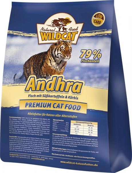 Wildcat Andhra Katzenfutter 3kg