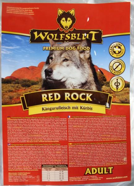 Wolfsblut Red Rock mit Kängurufleisch und Kürbis