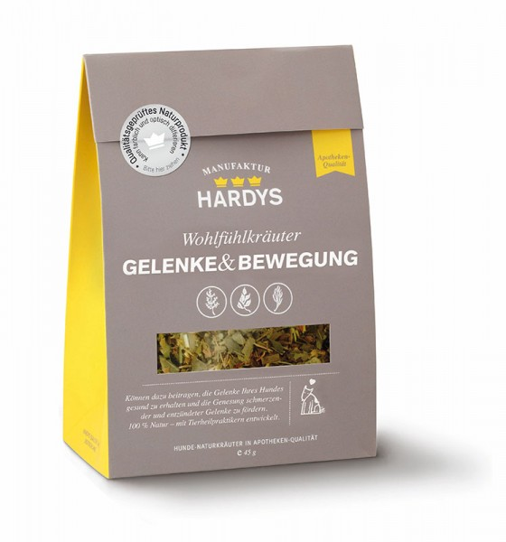 Hardys Traum Wohlfühlkräuter Gelenke & Bewegung 45g