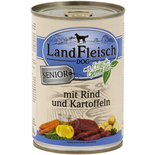 Landfleisch Senior Rind und Kartoffeln 400g