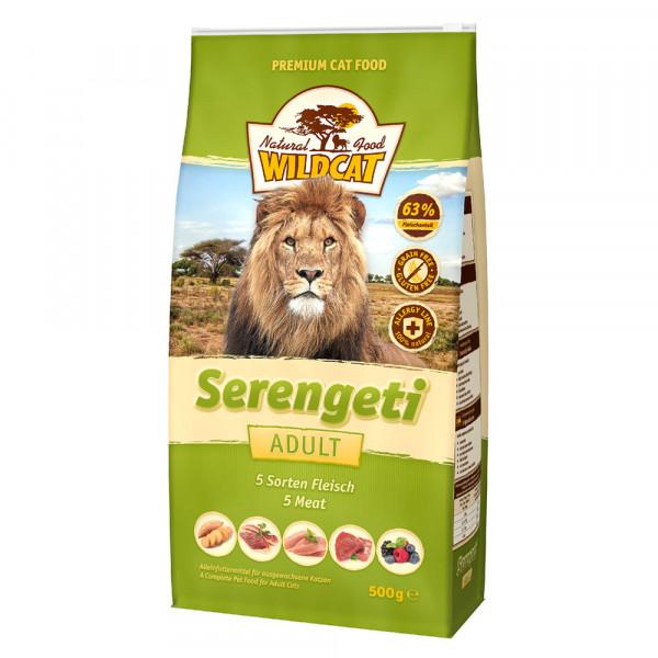 Wildcat Serengeti Adult Katzentrockenfutter