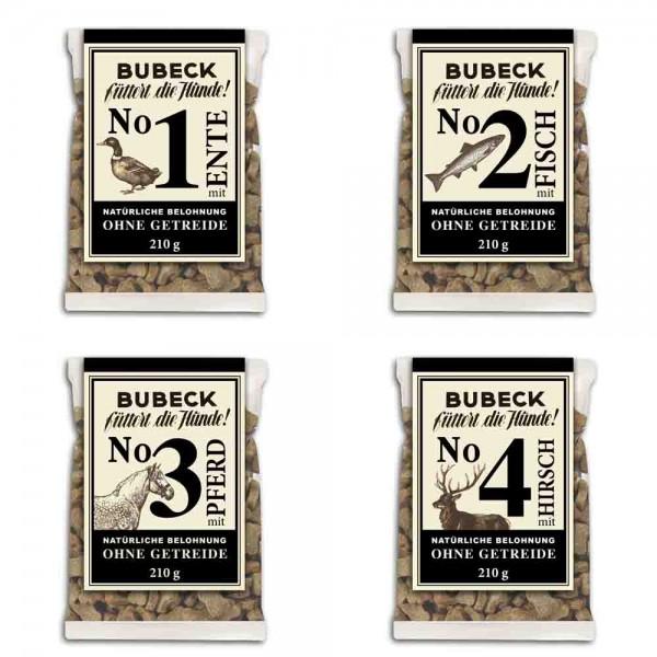 Bubeck getreidefreie Belohnung im Testpaket
