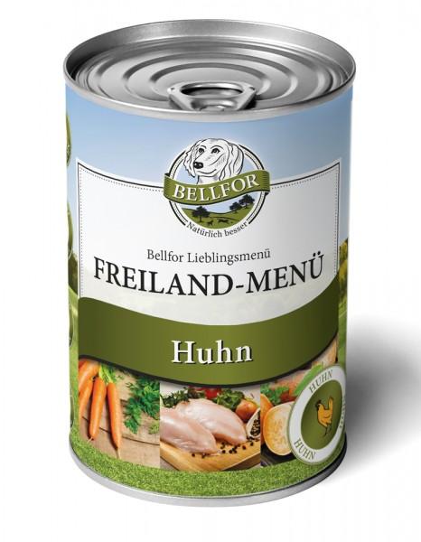 Bellfor Freiland Menü getreidefreies Nassfutter 400g