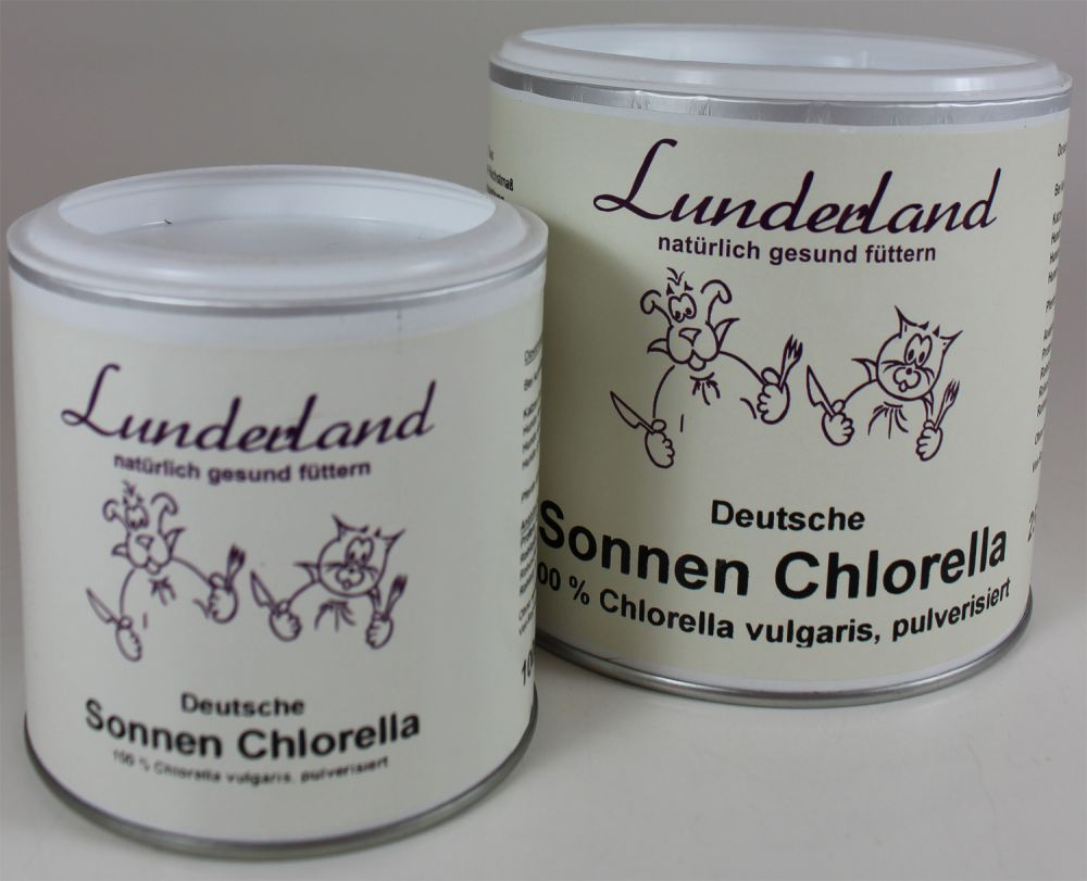 lunderland sonnen chlorella futtershop24 hundefutter und katzenfutter g nstig online kaufen im. Black Bedroom Furniture Sets. Home Design Ideas