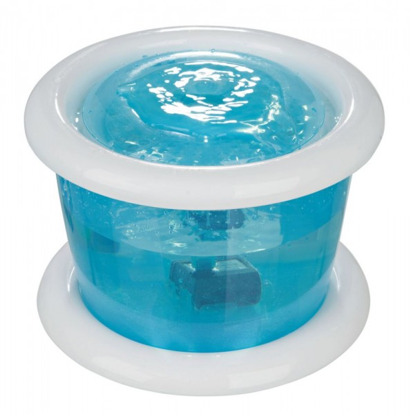 Trixie Trinkbrunnen Bubble Stream 3l für Hunde und Katzen