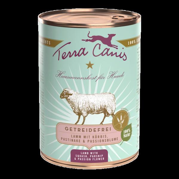Terra Canis Lamm mit Kürbis getreidefreies Menü