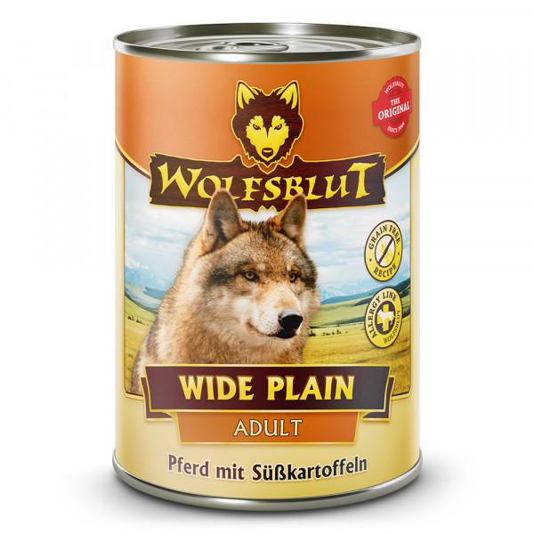 Wolfsblut Nassfutter Wide Plain