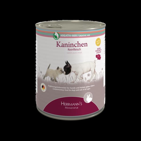 Herrmanns Kreativ Mix 100% Kaninchen