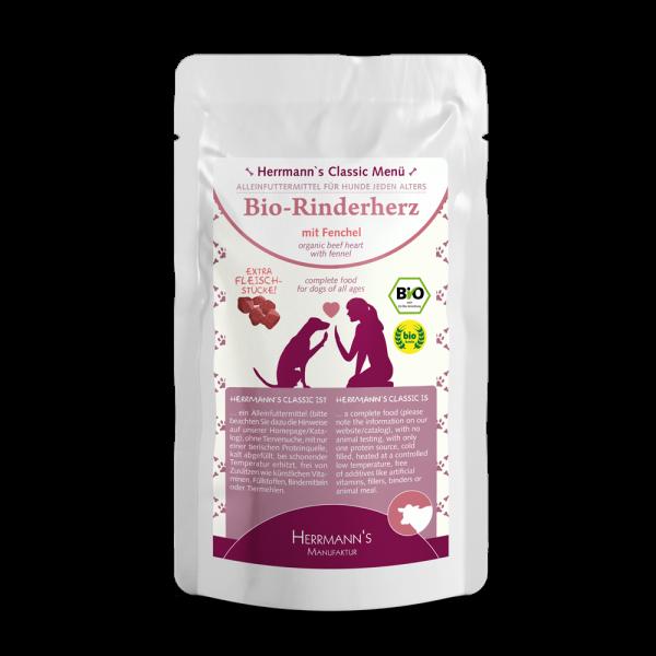 Herrmanns Classic Bio Rinderherz 130g