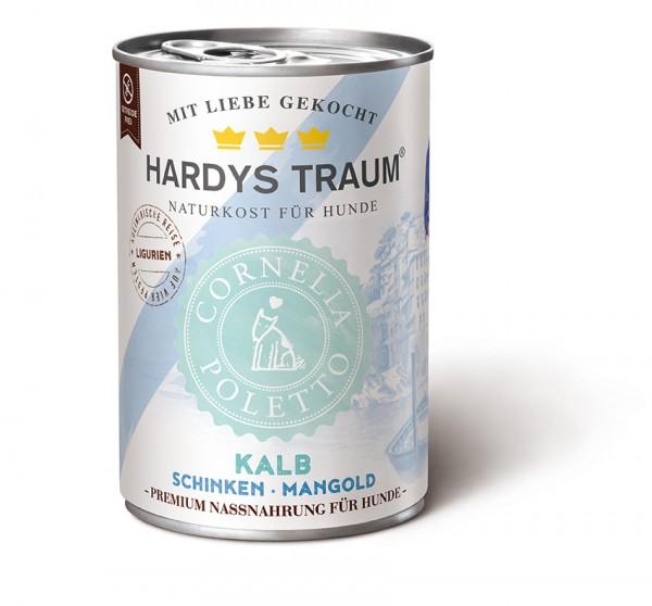 Hardys Traum Cornelia Poletto Edition Kalb mit ital. Schinken 400g Dose