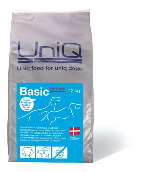 UniQ Basic No Grain 12kg