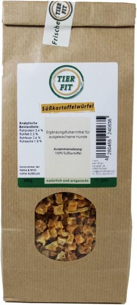 TierFit Süßkartoffelwürfel 350g