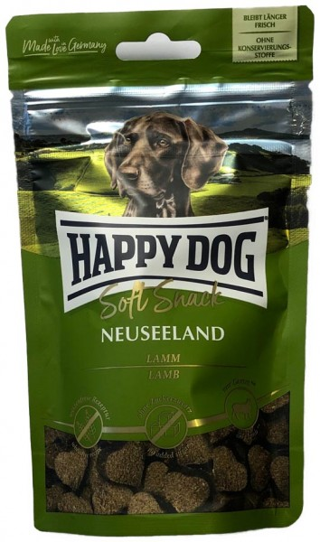 Happy Dog Snack Soft Neuseeland 100g