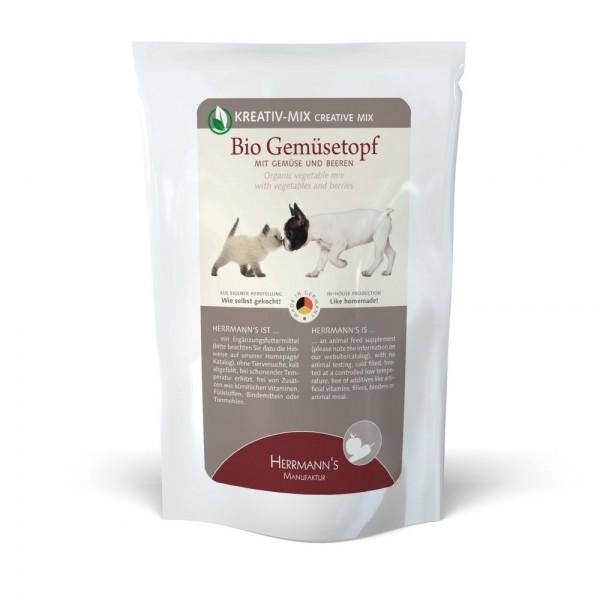Herrmanns Kreativ Mix Bio Gemüsetopf