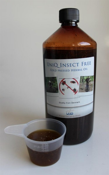 UniQ Insect Free Öl 1 Liter