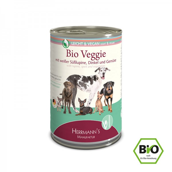 Herrmanns Selection Vegan Bio Veggie