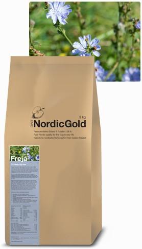 Getreidefreies Trockenfutter für Welpen - Uniq Nodic Gold